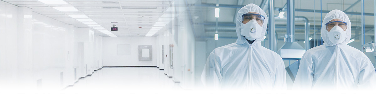 Cleanroom Monitoring Solutions for air, liquid and viable contamination