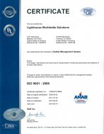 USA, ISO 9001:2008 Certification Small Image