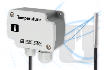 Temperature Sensor Made By Lighthouse
