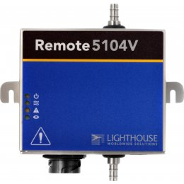 Remote 5104V - Remote Particle Counter